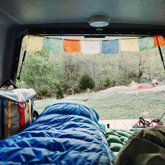 truck camping.  Good for road trips as you don't have to set up a tent every stop you take.