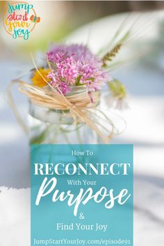 Wishing you could reconnect with your purpose and find your joy? This is a great podcast episode where host and coach Paula Jenkins shares 5 ideas on how to find your joy. Life Advice, Relationship Advice, Life Tips, Relationships, Live For Yourself, Finding Yourself, Love Affirmations, Joy And Happiness, Healthier You