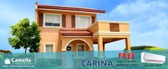 Dare to be one of our Homeowners ! Invest your hard-earned success with Camella!  Reserve one of the Camella Series - Carina model... And avail a Split Type Aircon from us. To know more about the details, contact us now!  (Viber | WhatsApp): 0906 577 3177 camellanuevaecijaofficial@gmail.com www.camellacabanatuan.net