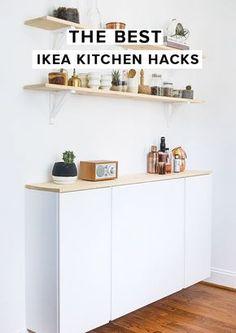 The Best Ikea Kitchen Hacks.