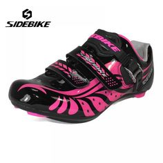 Sidebike Cycling Shoes Bicycle Women's Road Bike Shoes Breathable Bike Bicycle Athletic Shoes Sneaker zapatillas bicicleta Price: 60.80 & FREE Shipping #styles #me #heels #pink #instafashion #hair #purse #nails #eyes Road Bike Shoes, Road Cycling Shoes, Mtb Shoes, Shoes Sneakers, Sneakers Women, Road Bike Women, Bicycle Women, Sports Footwear, Superstars Shoes