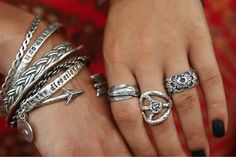 Gypsy Jewelry Boho, Boho Jewelry SIlver Ring, Gypsy Silver Ring, Boho GYPSY Jewelry, Gypsy Chic Jewelry, Boho Gypsy Jewelry, Boho Gypsy Ring