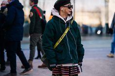 Paris Fashion Week Streetsnaps Paris Fashion Week 2017