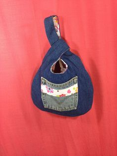 Knitting Project Bag, Japanese Knot Style by SavedbyKate on Etsy