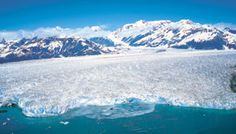 Alaska, glaciers, God's Majesty seen throughout  His Creation!