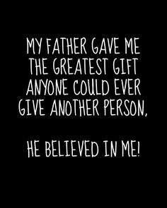 Miss you Dad! Happy Father's Day in Heaven Amazing Quotes, Great Quotes, Quotes To Live By, Me Quotes, Inspirational Quotes, Inspirational Calendar, Quotable Quotes, Family Quotes, Girl Quotes