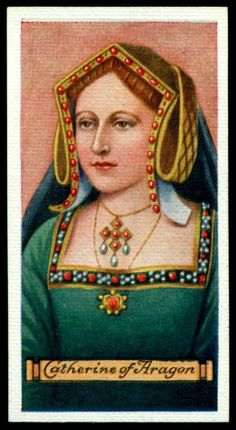 Catherine of Aragon was born in 1485 & died in1536 at the age of 50. Her father was Ferdinand ll of Aragon and her mother was Isabella of Castile.