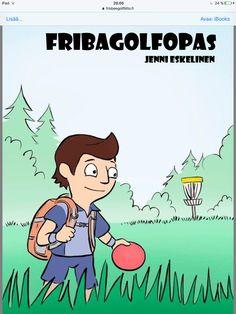 Frisbeegolfopas