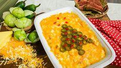 Verde Chicken Enchilada Dip