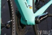 Test Bianchi Specialissima. A modern bike for a legendary brand. - Bike gear, cycling news and cycling equipment testing