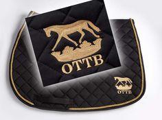 OTTB Designs - Saddle Pads