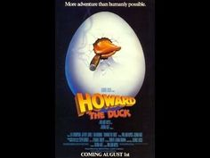 Howard the Duck (1986) Action Adventure Comedy Full Movie