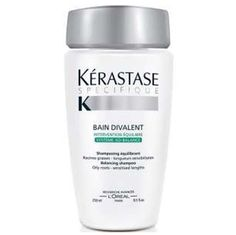 Buy Kérastase Bain Divalent (250ml) , luxury skincare, hair care, makeup and beauty products at Lookfantastic.com with Free Delivery.