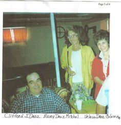 Clifford, Mary & Velma