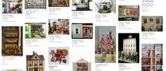 Linda Walsh Originals Dolls and Crafts Blog: My Dollhouse & Miniature Creations Pinterest Board and My Dollshouse Tutorials & Miniature Dolls & Crafts Tutorials, Video's, Patterns, How-To's Pinterest Board
