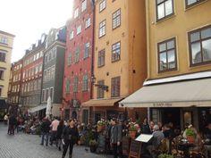 Plus loin, ailleurs...✈️ Un grand weekend à Stockholm