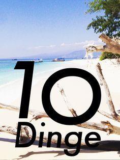 10 Dinge, die du auf Bali nicht verpassen solltest
