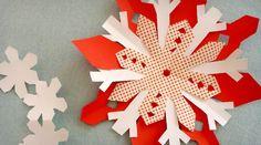 Noël tout en papier : les enfants vont s'amuser !