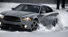 2013 Dodge Charger AWD Sport Delivers 370 Horsepower