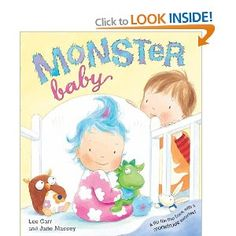 Monster Baby  [Paperback]
