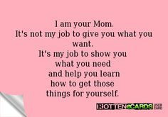 quotes from teens to mothers - Google Search