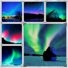 Aurora Borealis Check it out! #shotstrip