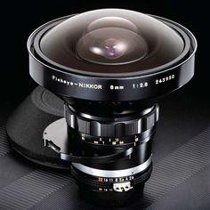 Fisheye Nikkor 8mm f/2.8