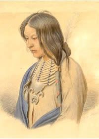 drawing of Apache