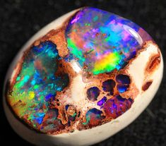 Minerals And Gemstones, Crystals Minerals, Rocks And Minerals, Crystal Healing Stones, Stones And Crystals, Gem Stones, Cool Rocks, Blue Lace Agate, Welo Opal