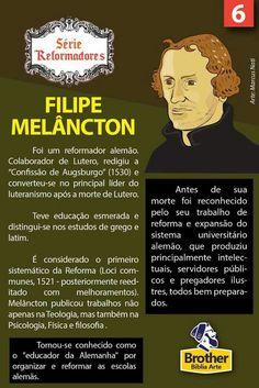 Felipe Melancton Bibel Journal, Bible Verses, Christ, Religion, Faith, God, History, Brother, Religious Studies