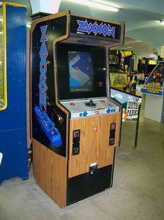 Favorite 80s arcade game - Zaxxon