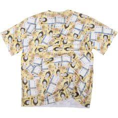 커스텀티 5만원지폐 티셔츠 - 프린팅 랩 [캔버스티] - Button Down Shirt, Men Casual, Mens Tops, Shirts, Fashion, Moda, Dress Shirt, Fashion Styles, Dress Shirts