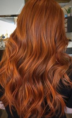 Ginger Hair Color, Red Hair Color, Blonde Color, Color Red, Ginger Hair Dyed, Red Colored Hair, Ginger Ombre, Fall Hair Colors, Hair Colours