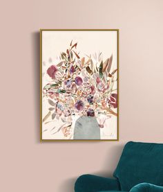 Ideas Flowers Art Prints Flora For 2019 Botanical Wall Art, Botanical Prints, Art Floral, Artifact Uprising, Illustration Blume, Red Art, Printable Art, Flower Art, Wall Art Prints