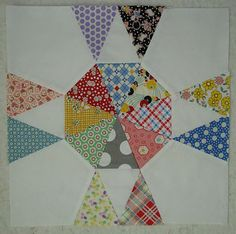 Quilters Newsletter Magazine - May 2005. Yes, it's an oldie but a goodie. The quilt was made by Lori Holt.