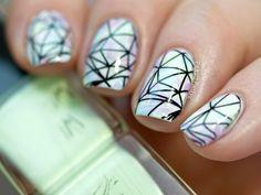 Paint All The Nails Presents Pastel Geometric | Paulina's Passions | Bloglovin'