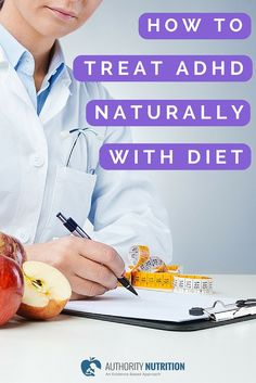 Diet can have a powerful effect on ADHD. This article outlines a diet that has been shown to lead to massive improvements in symptoms of ADHD. Learn more here: http://authoritynutrition.com/adhd-diet-101/