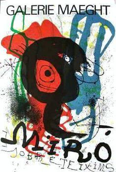 Galerie Maeght  Joan Miró