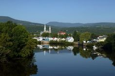 Quebec, Charlevoix, Baie-Saint-Paul.
