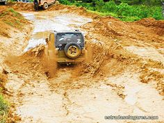 Real off road