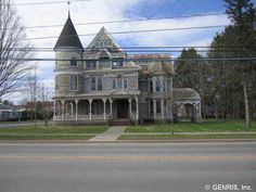 32 Church St, Camden, NY 13316 Description This is a Fannie Mae Homepath property! This historical stunning home is more than rare! This property has been placed on the National Register or Historic Places! Beautiful covered porch welcomes you as you take a step back in time!