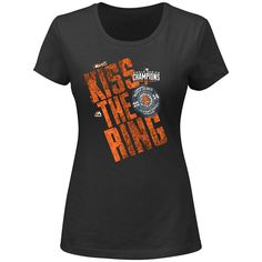 San Francisco Giants 2014 World Series Champions Official Parade Women's T-Shirt - MLB.com Shop