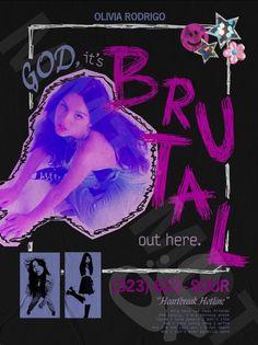 O.R. SOUR 'brutal' HD Digital Download