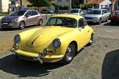 Pour ce mardi sur #BonjourLaVieille, une magnifique #Porsche #356 Mardi, Porsche 356, Bmw, Vehicles, Vintage Cars, Collector Cars, Car, Vehicle, Tools