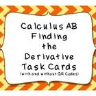 In this set you will find 12 questions that your students can use to practice finding the derivative of a given function.  Students should know the...