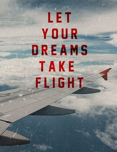 My dreams took flight when I was 3 yrs old and was flying with my family to Germany. I thought, if we got high enough, I might get to see Jesus. Glorious! When I told my preacher about it he said it was beautiful. Thanks, Pastor K!