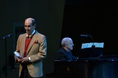 Paul Calhoun intros Ben Vereen - Photo credit Andrjez Pilarczyk | SaratogaArtsFest