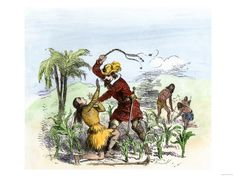 een gebied waarover een spanjaard de leiding kreeg ze mochten de indianen niet als slaven behandelen maar deden dat toch