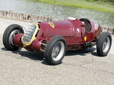 1935 Alfa Romeo Tipo-C 8C-35 race racing retro tipo g wallpaper