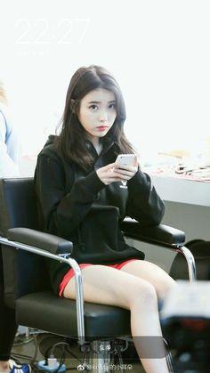 Iu Fashion, Korean Fashion, Asian Woman, Asian Girl, Korean Celebrities, Celebs, Korean Actresses, Ulzzang Girl, Korean Singer